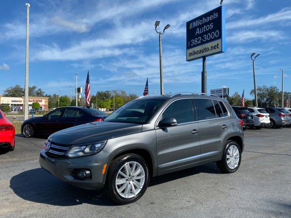 2016 Volkswagen Tiguan in Orlando, FL