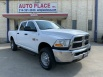 2010 Dodge Ram 2500 ST Crew Cab Regular Bed 4WD for Sale in Dallas, TX