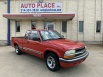 2003 Chevrolet S-10 LS Extended Cab Standard Box 2WD Manual for Sale in Dallas, TX