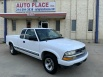 2000 Chevrolet S-10 LS Xtreme Extended Cab Standard Box 2WD for Sale in Dallas, TX