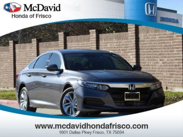 2020 Honda Accord in Frisco, TX