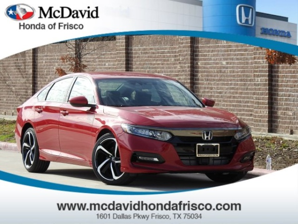 2020 Honda Accord in Frisco, TX