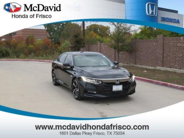 2018 Honda Accord in Frisco, TX