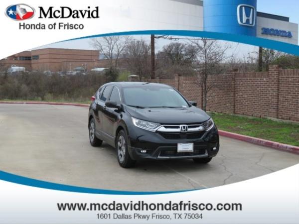 2018 Honda CR-V in Frisco, TX