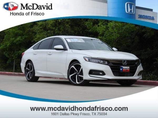 2019 Honda Accord in Frisco, TX