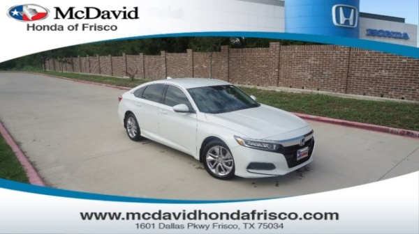 2019 Honda Accord in Frisco, TX