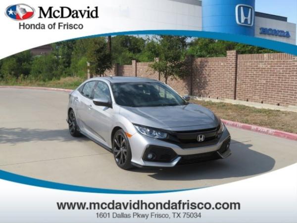 2018 Honda Civic in Frisco, TX