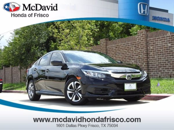 2017 Honda Civic in Frisco, TX