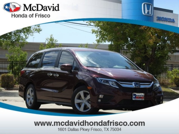 2020 Honda Odyssey in Frisco, TX