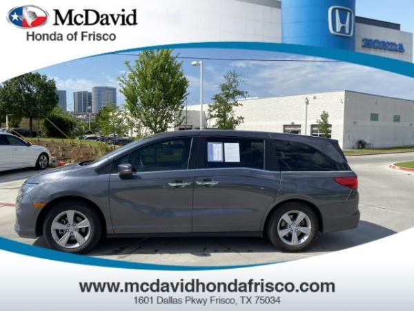 2018 Honda Odyssey in Frisco, TX