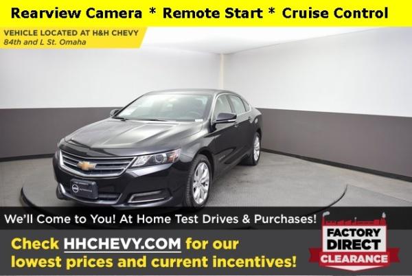 2018 Chevrolet Impala in Omaha, NE