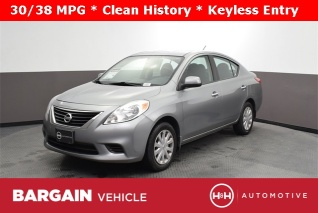 Used 2012 Nissan Versa 1.6 SV Sedan CVT For Sale In Omaha, NE