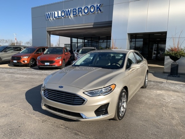 2019 Ford Fusion in Willowbrook, IL