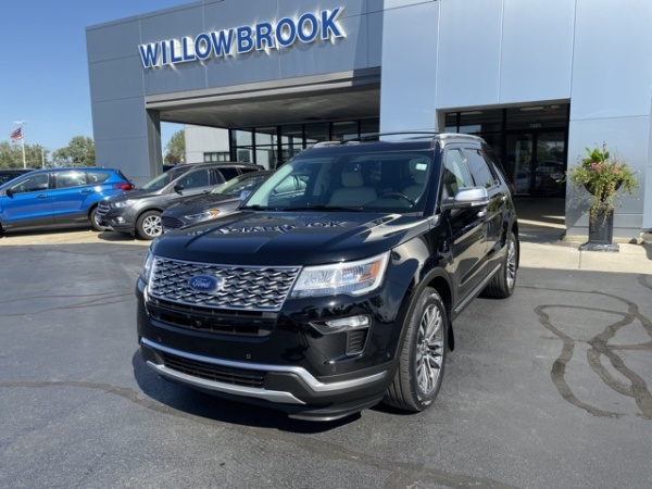 2018 Ford Explorer in Willowbrook, IL