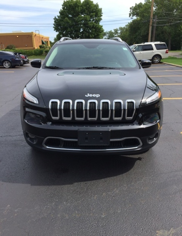 2016 Jeep Cherokee in Willowbrook, IL