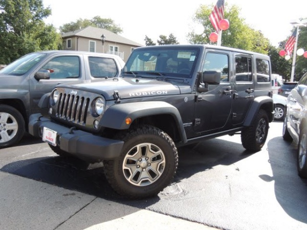 2016 Jeep Wrangler in Willowbrook, IL