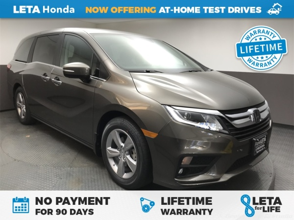 2020 Honda Odyssey in O'Fallon, MO