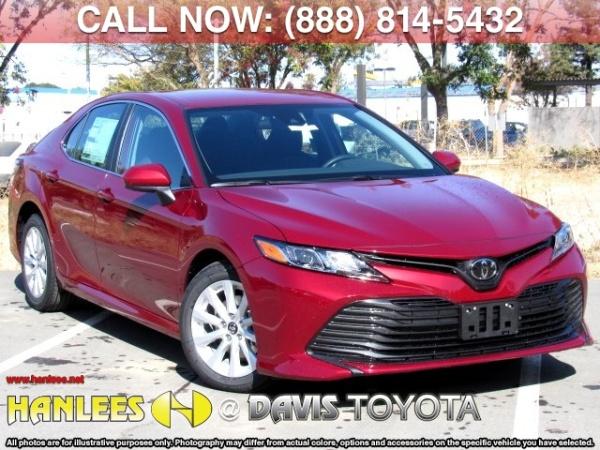 2020 Toyota Camry in Davis, CA