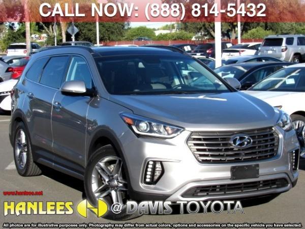 2017 Hyundai Santa Fe in Davis, CA