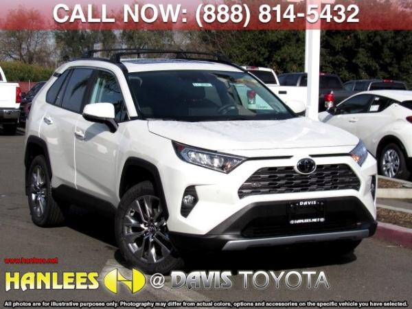 2020 Toyota RAV4 in Davis, CA