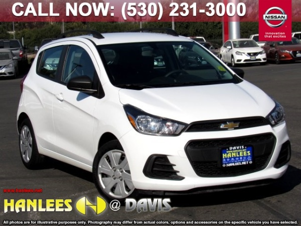 2017 Chevrolet Spark in Davis, CA