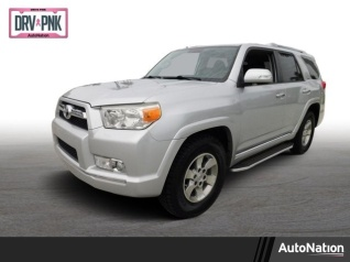 Used 2011 Toyota 4Runner SR5 V6 RWD For Sale In Kendall, FL