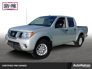 2018 Nissan Frontier Sv V6 Crew Cab 4wd Auto For In Kendall Fl