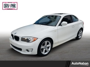 2010 bmw 1 series 128i coupe rwd