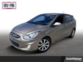 Used 2013 Hyundai Accent SE Hatchback Automatic For Sale In Miami, FL