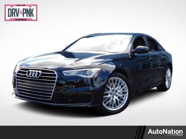 2016 Audi A6 3.0 quattro TDI Premium Plus