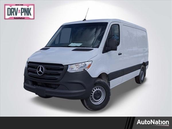 2019 Mercedes-Benz Sprinter Cargo Van in Delray Beach, FL