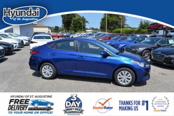2020 Hyundai Accent in St. Augustine, FL