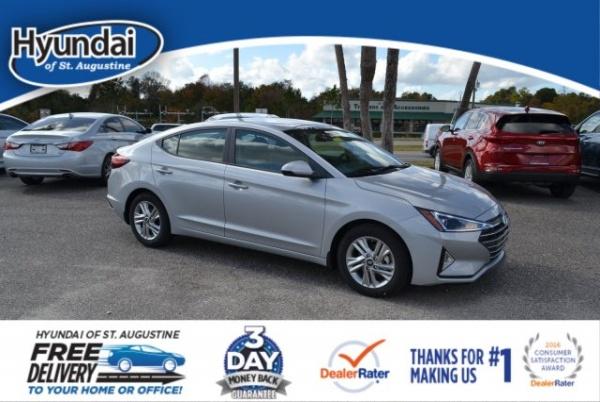 2020 Hyundai Elantra in St. Augustine, FL