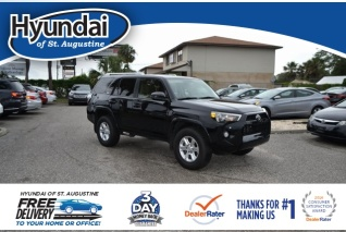 Used 2018 Toyota 4Runner SR5 RWD For Sale In St. Augustine, FL