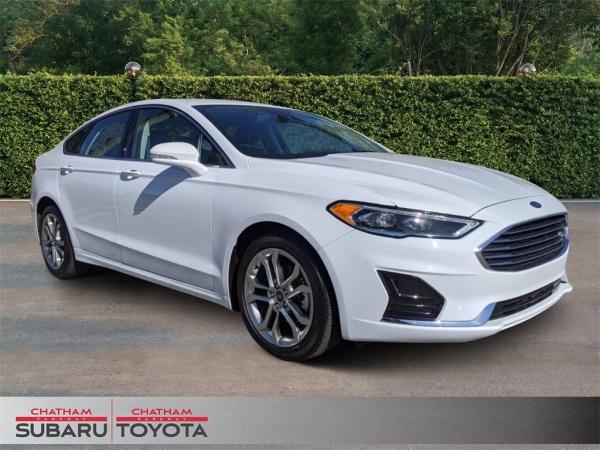 2019 Ford Fusion in Savannah, GA