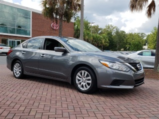 Used 2017 Nissan Altima 2.5 S For Sale In Savannah, GA