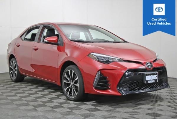 2017 Toyota Corolla in Vienna, VA