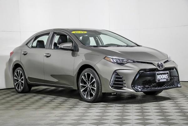 2019 Toyota Corolla in Vienna, VA