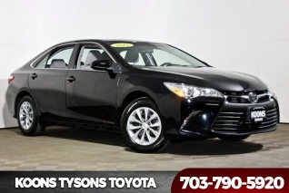2017 Toyota Camry Le I4 Automatic For In Vienna Va