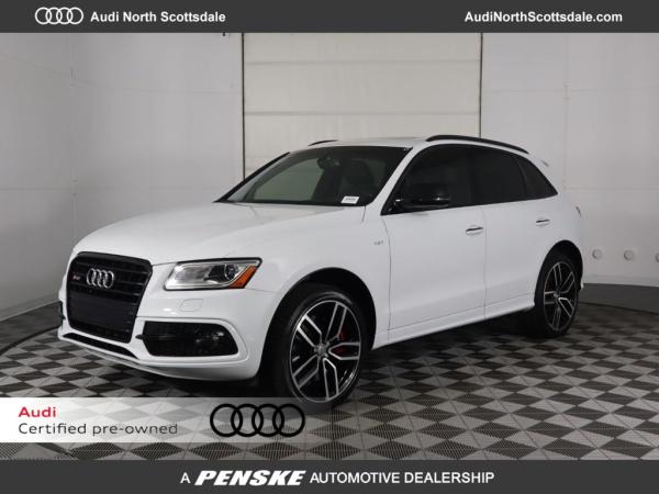 2017 Audi SQ5 in Phoenix, AZ