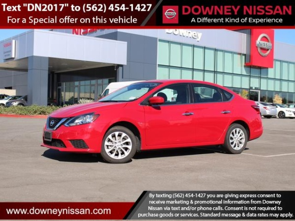 2018 Nissan Sentra in Downey, CA