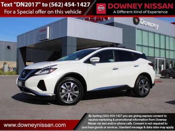 2019 Nissan Murano in Downey, CA