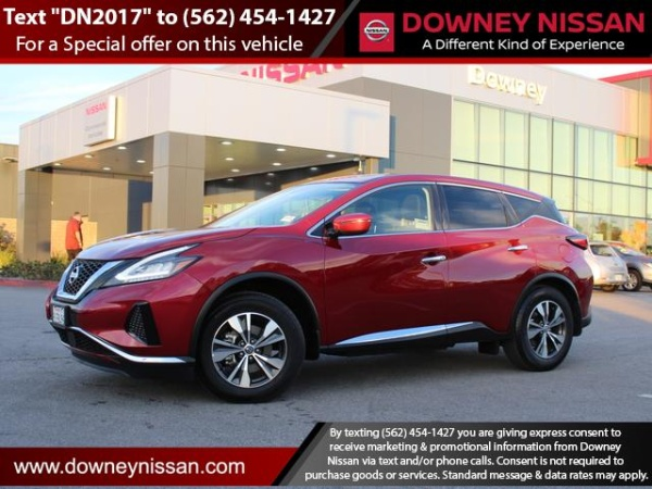 2019 Nissan Murano in Downey, CA