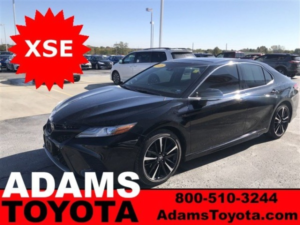 2018 Toyota Camry in Lee's Summit, MO