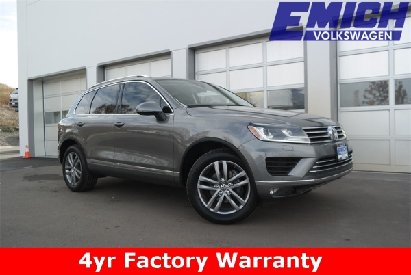 2016 Volkswagen Touareg in Denver, CO