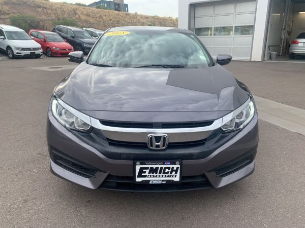 2018 Honda Civic in Denver, CO