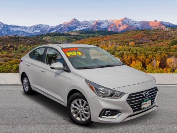 2019 Hyundai Accent in Colorado Springs, CO