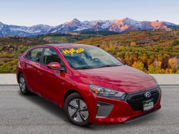 2019 Hyundai Ioniq in Colorado Springs, CO