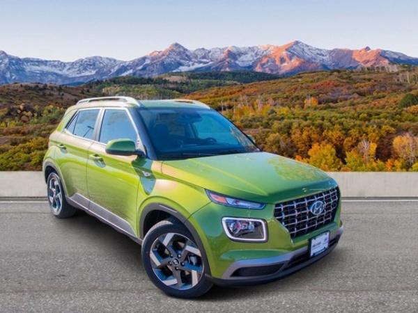2020 Hyundai Venue in Colorado Springs, CO