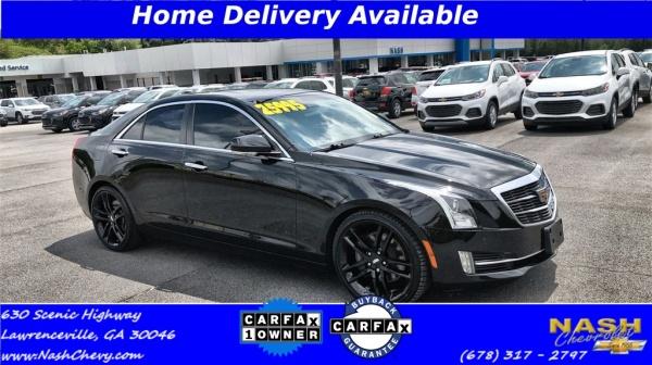 2016 Cadillac ATS in Lawrenceville, GA